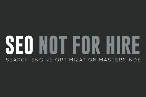 Seo Not For Hire