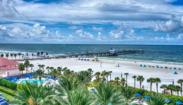 Tampa Florida Beaches