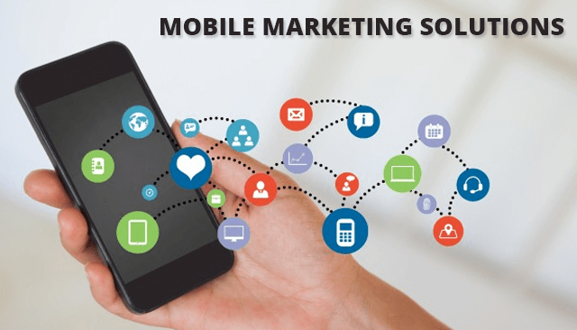 Types of Mobile Marketing Solutions