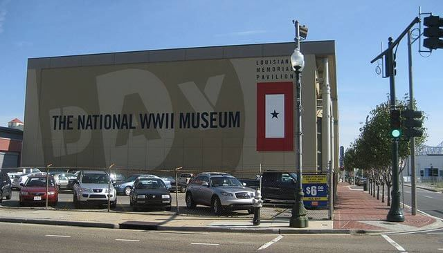National World War II Museum, New Orleans