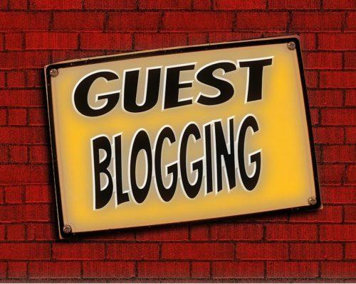Do Guest Blogging