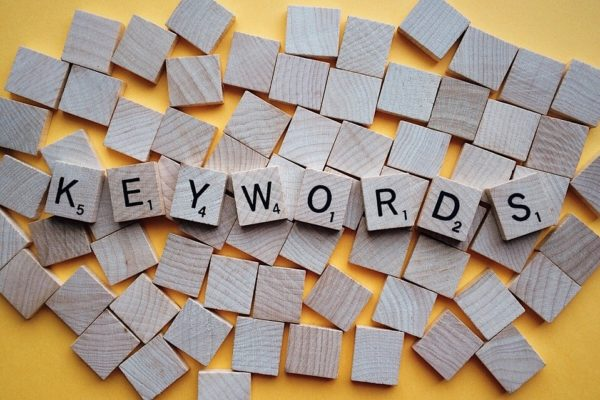 What are short tail keywords